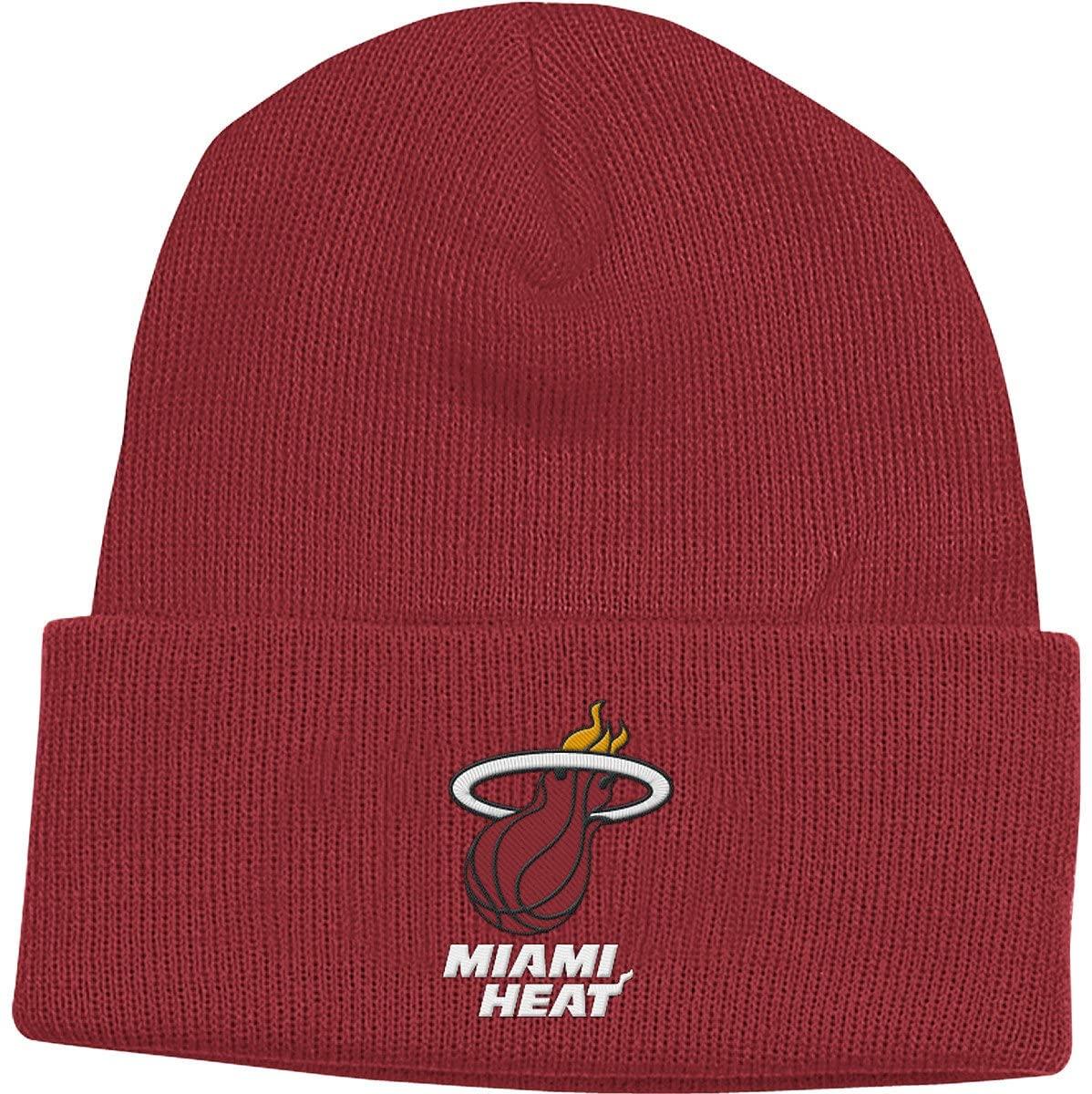 adidas NBA Classic Cuff Beanie Hat Cuffed Winter Knit Baskteball Cap