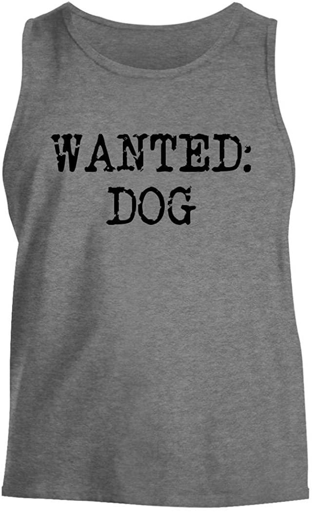 wanted: dog - Men's Comfortable Tank Top