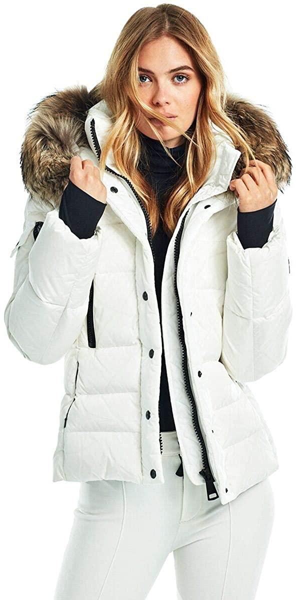 SAM Matte Decade Down Jacket - Women's White/Natural, M