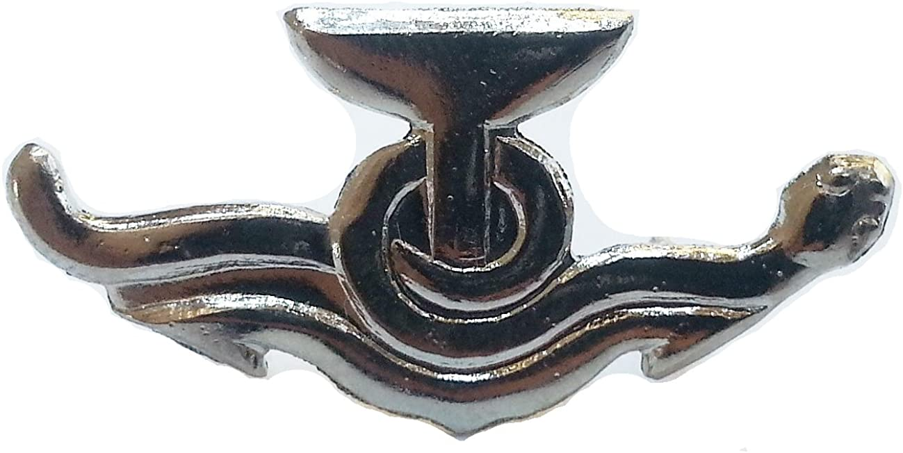 IDF navy medic doctor badge / pin Israel army