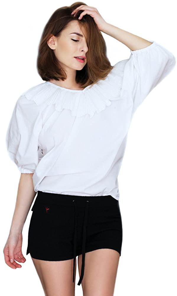 Citizen Cashmere Short Pants for Women - 100% Cashmere