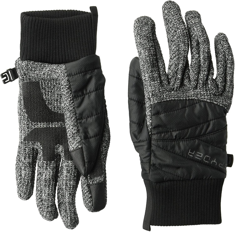 Spyder womens Women's Bandita Stryke Hybrid Glove