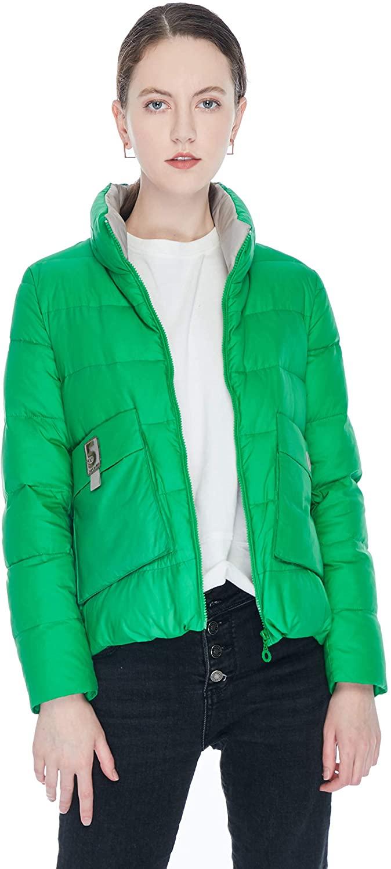 YunSun Womens Down Jacket Puffer Jacket