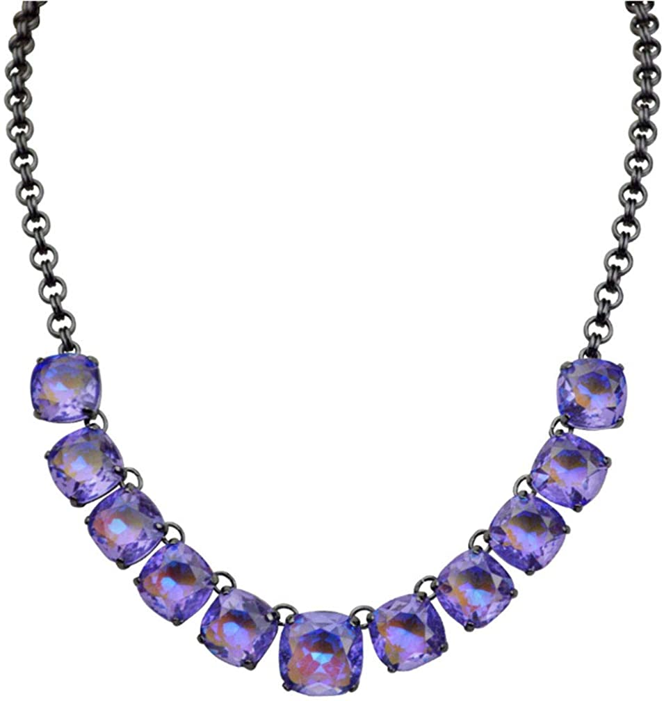 Kirks Folly Mystic Rocks Necklace Hematite