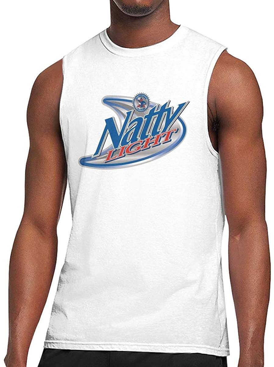 NOT Natural Light Men's Sleeveless T-Shirt