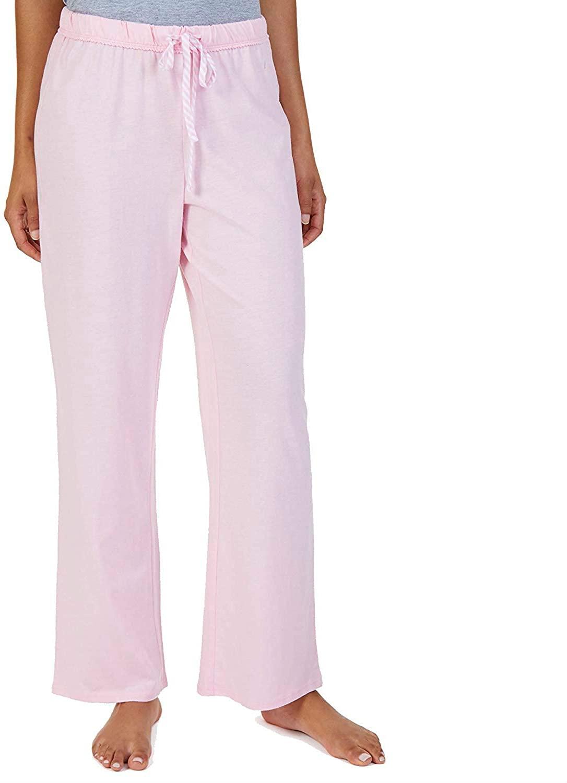 Nautica Knit Pajama Pants, Pink X-Small