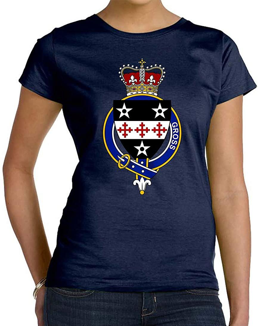 Tenacitee Women's English Garter Family Gross T-Shirt