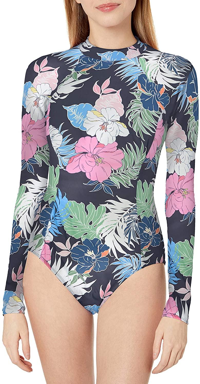 Hobie Women's Surf Suit One Piece Swimsuit