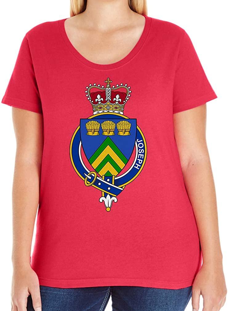 Tenacitee Women's English Garter Family Joseph T-Shirt