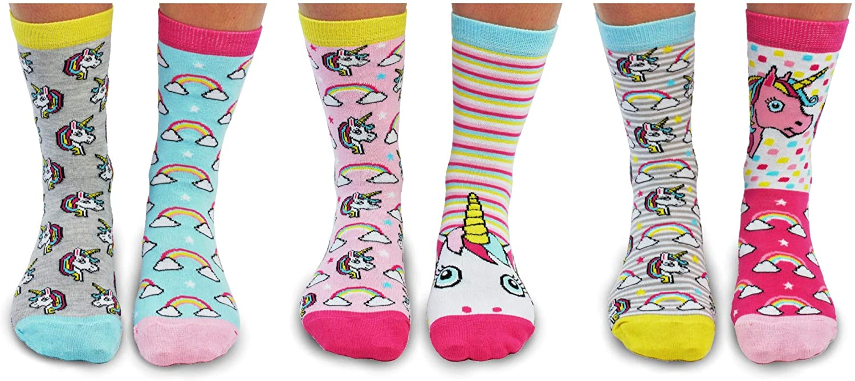 United Oddsocks - Womens Socks - Be a Unicorn