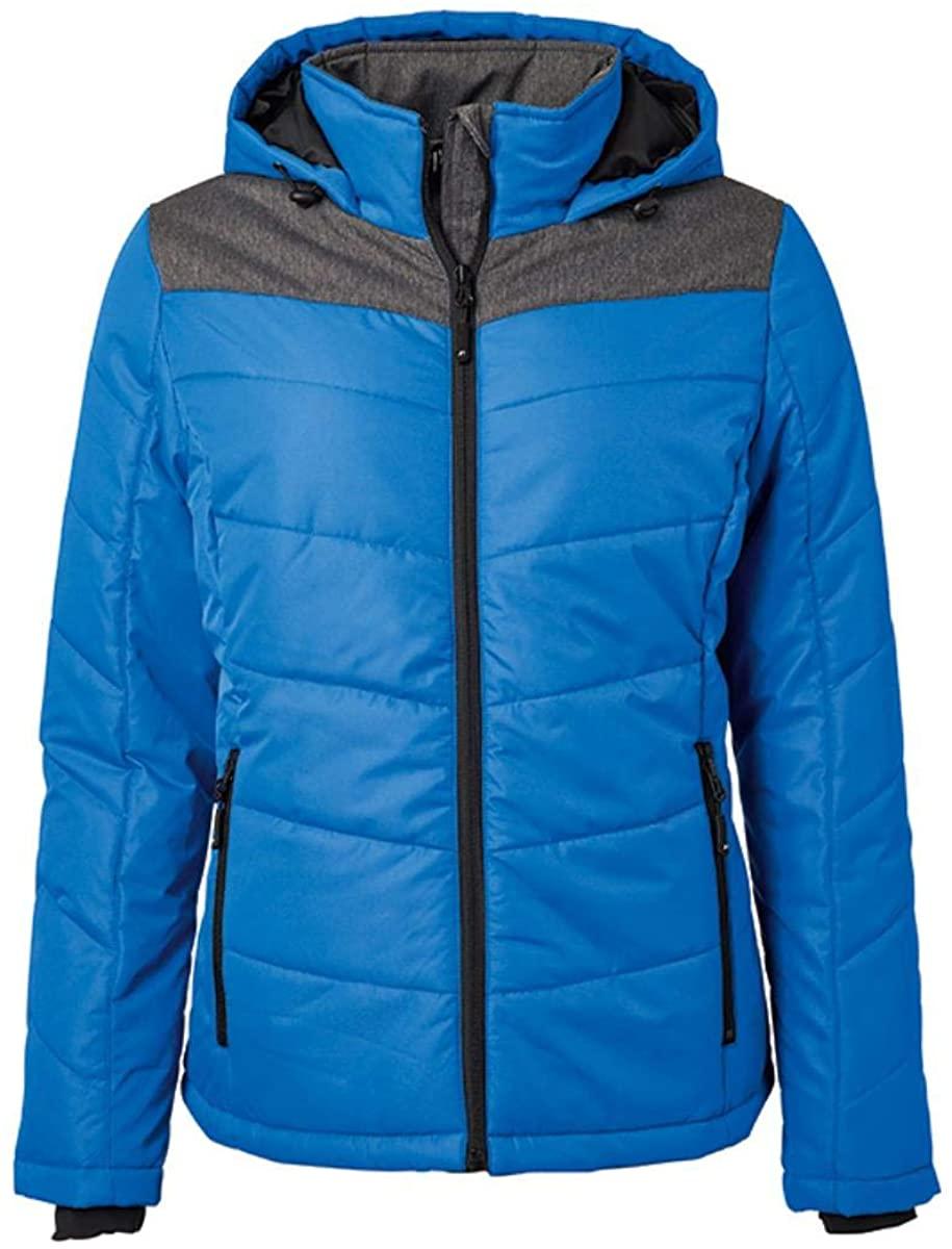 James & Nicholson JN1133 Womens Hooded Winter Jacket