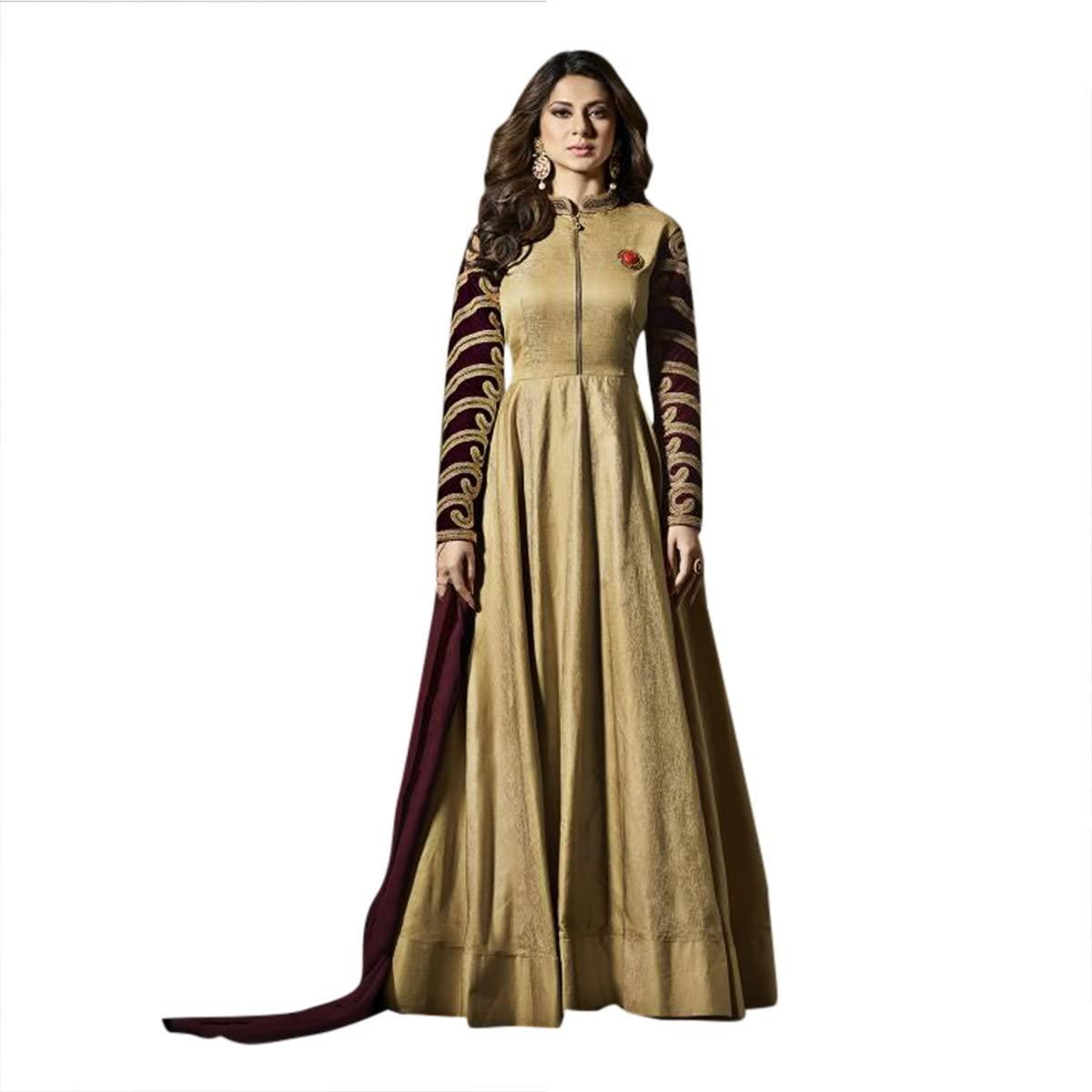 New Year Bollywood Collection Pakistani Anarkali Salwar Suit Bridal Wedding Ceremony Punjabi Muslin Eid 660 8