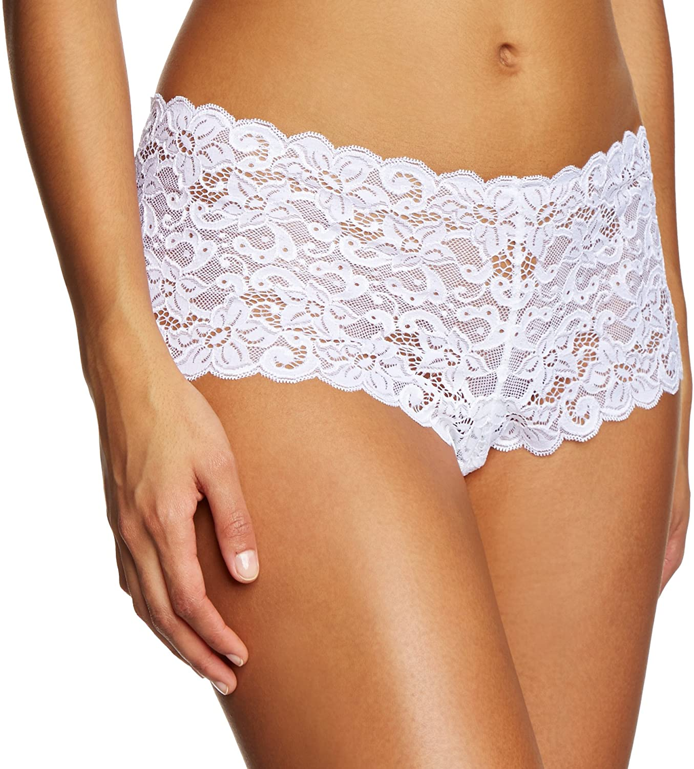 HANRO Women's Luxury Moments Boyleg Panty