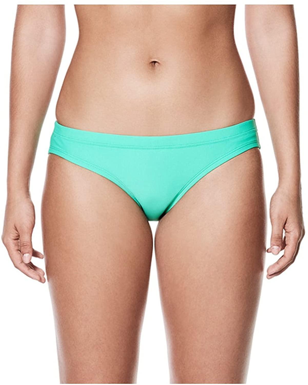 Nike Solid Performance Sport Bikini Bottom Female