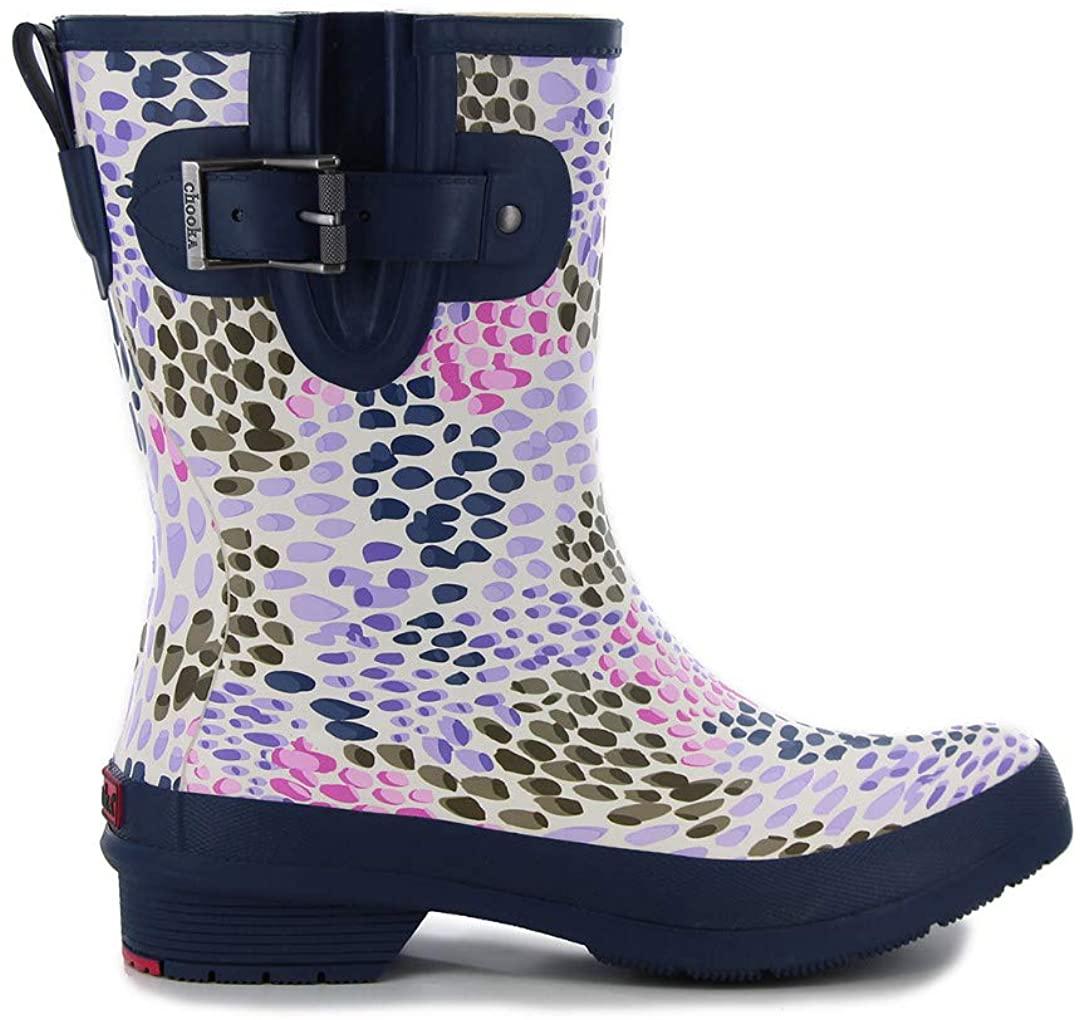 Chooka Womens Tillie Mid Rain Boots