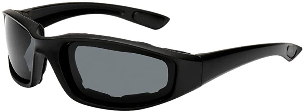 RNUYKE Night Driving Glasses for Men, HD Polarized Night Vision Eyewear for Sport, Lightweight Safety Yellow Glasses