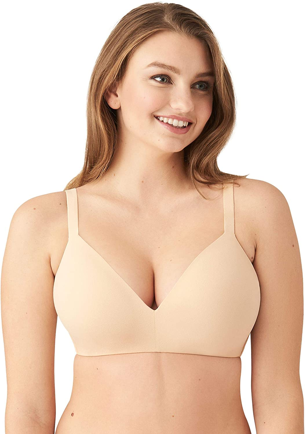 Wacoal Women's How Perfect Soft Cup Bra