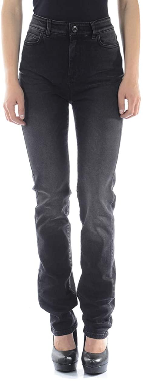 MAX MARA - Woman Jeans 51860353 Black HIGH Waist Skinny