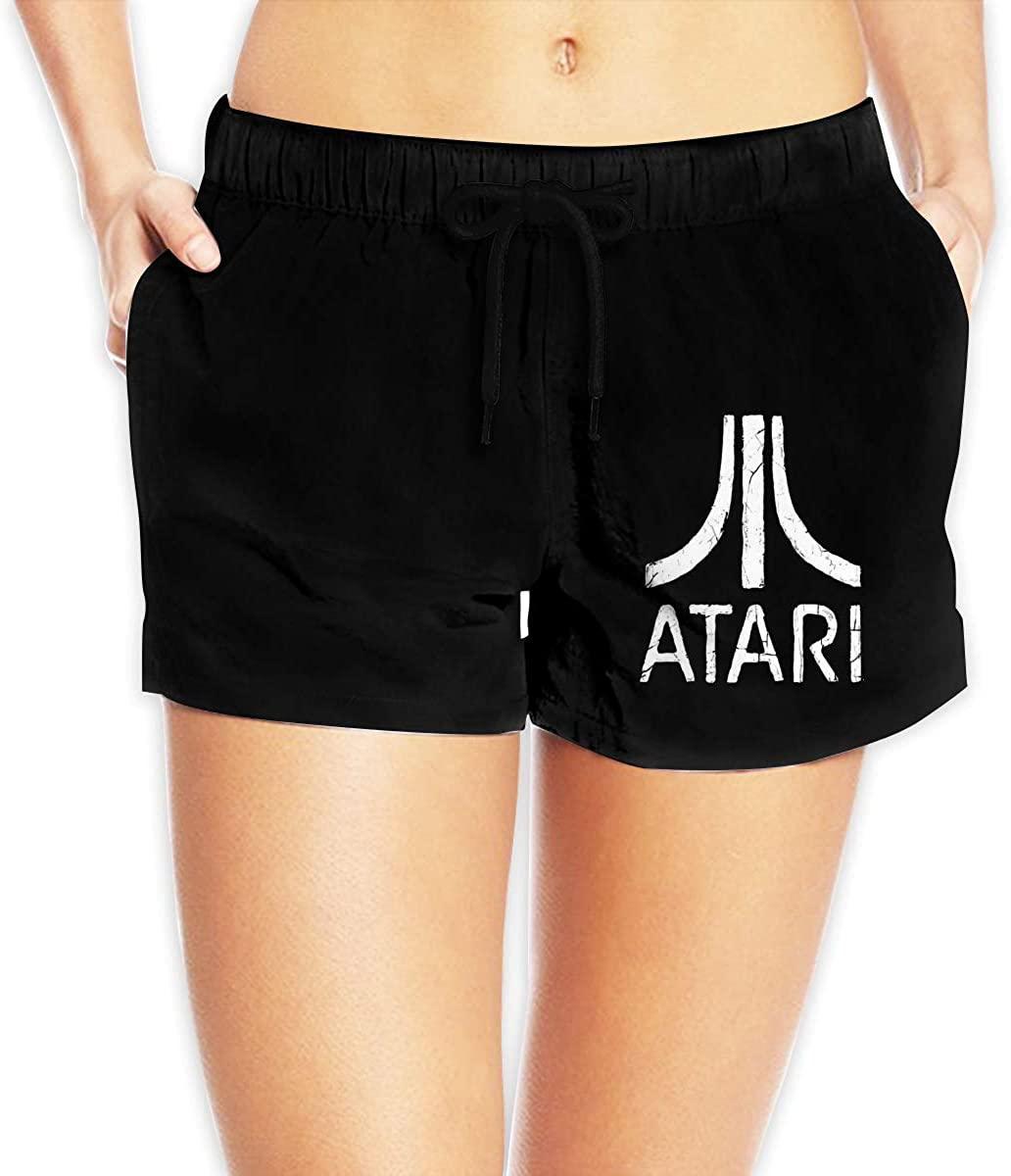 Women Sexy Hot Pants Summer Casual Shorts Atari Short Beach Trousers