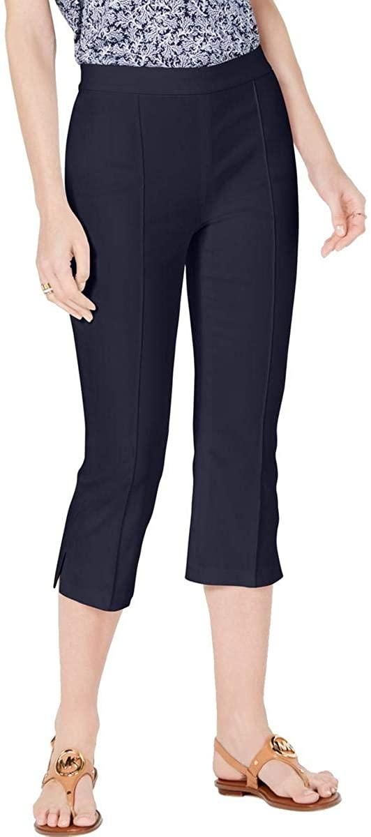 Michael Kors Womens Navy Pants Size 2P
