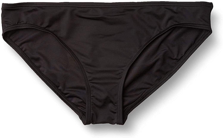 Carmen Marc Valvo Women's Bikini Bottom Swimsuit with Classic Coverage