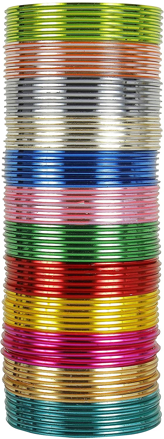 MUCH-MORE Bollywood Fashion Mat Indian Bangles Box Party wear Bangles Traditional Jewelry
