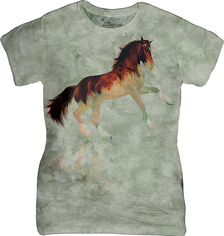 The Mountain Junior's Forest Stallion Graphic T-Shirt