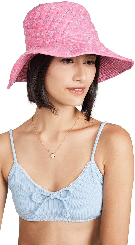 LOVESHACKFANCY Women's Walker Hat