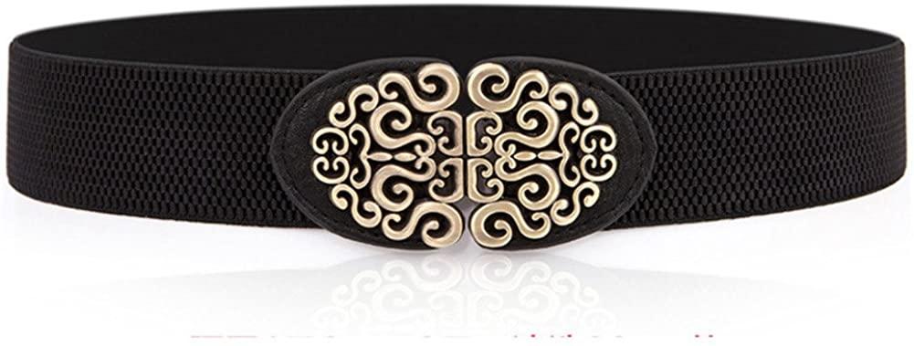 Ladies Stretch Belt,Distribution Dress Decoration Belts Stylish Wild Of Tightness Belt