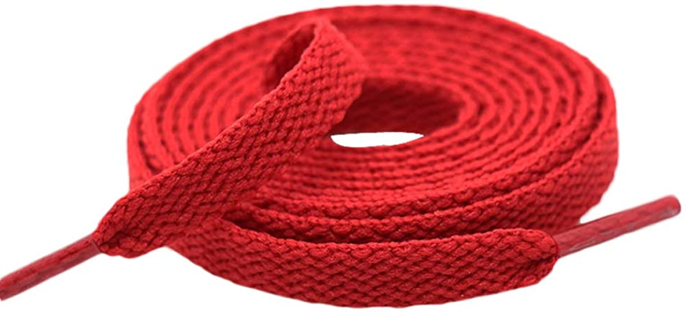 Flat Shoe Laces for Sneakers Athletic Shoe Strings