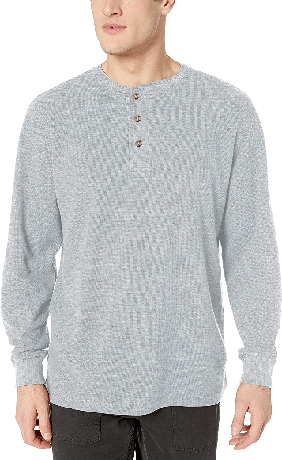UltraClubs Womens ULTC-8456-Mini Thermal Henley (8456)