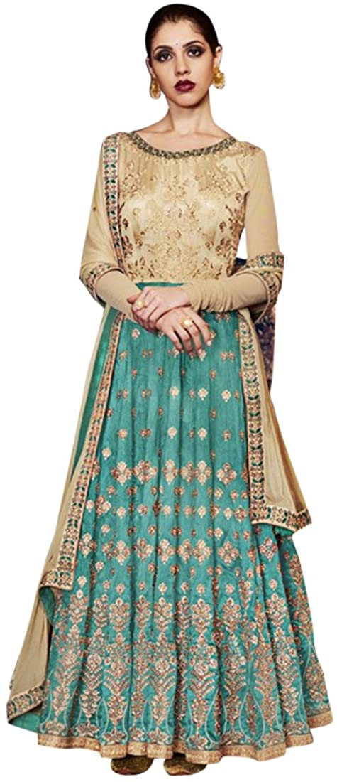 Women Anarkali Salwar Suit Bollywood Collection Suits for Bridal Wedding Ceremony 780 7