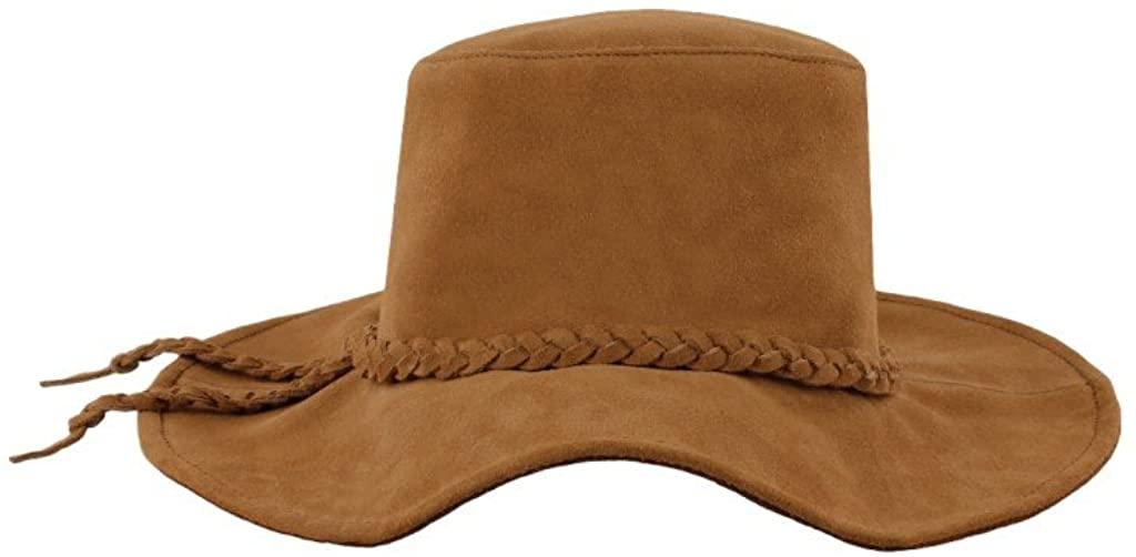 Minnetonka Unisex Moccasins Parker Floppy Hat - 9757