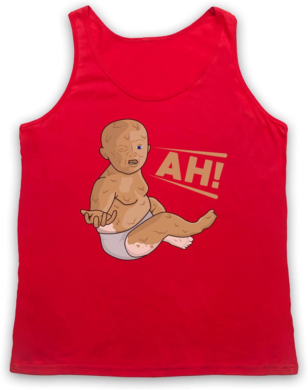 My Icon Men's Peanut Butter Baby Tank Top Vest
