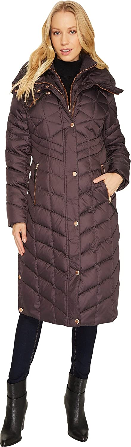 Marc New York by Andrew Marc Womens Melina Matte Down Jacket