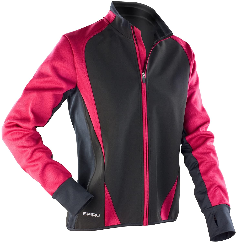 Spiro Womens/Ladies Freedom Softshell Sports/Training Jacket