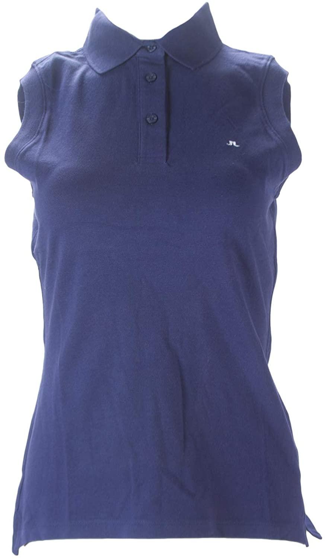 J. LINDEBERG Women's Rut Pique Sleeveless Polo