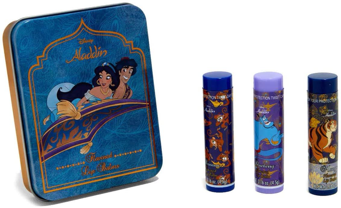 Disney Aladdin Lip Balm Set