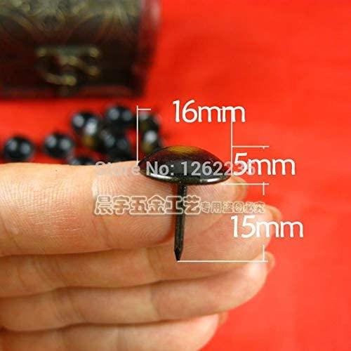 Ochoos 1620MM Imitation Gold Bubble Nails Quartet red Bronze Sofa Nail Decorative Nails Triangle Nails Wholesale