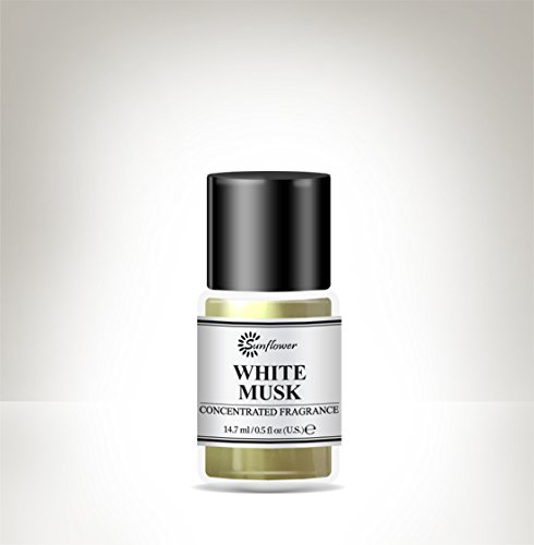Black Top Body Oil - Our Impression of White Musk .5 ounce (6-Pack)