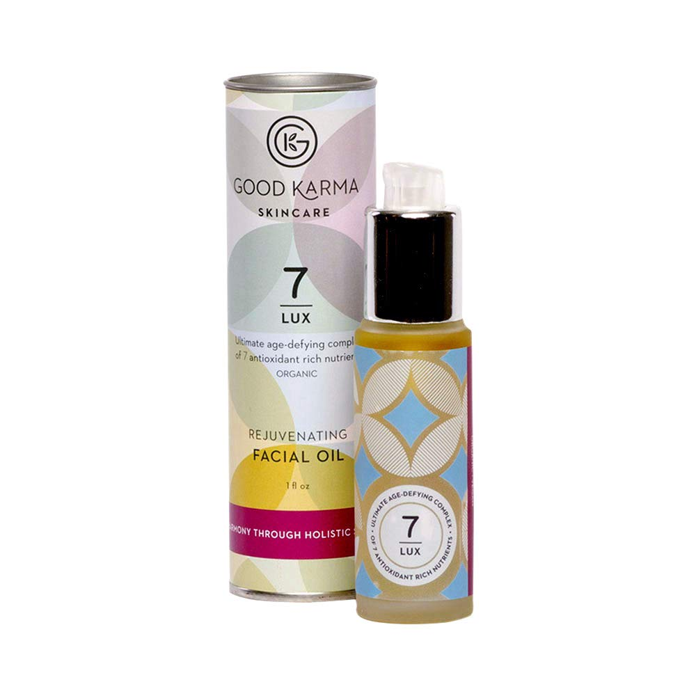 Lux 7 Rejuvenating Facial Oil