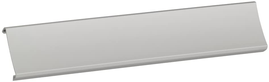 Leviton 49265-DC2 Versi-Duct Horizontal Designer Cover 2RU, To Be Used with 492RU Cable Mangers