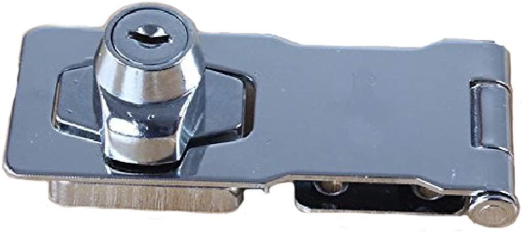 Stainless Steel Window Guard Window Door Drawer lock Restrictor Child Safety Security Lock With Keys
