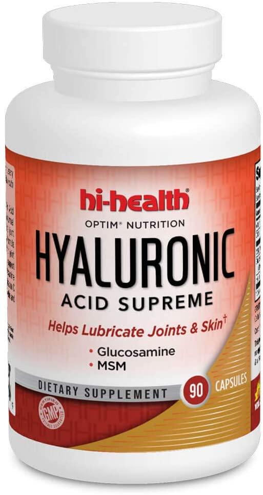 Optim Nutrition Hyaluronic Acid Supreme (90 Capsules)