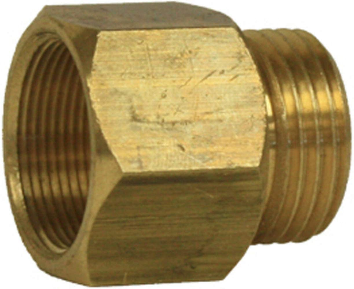 Replacement Adapter for Hose Bib, 1 1/16