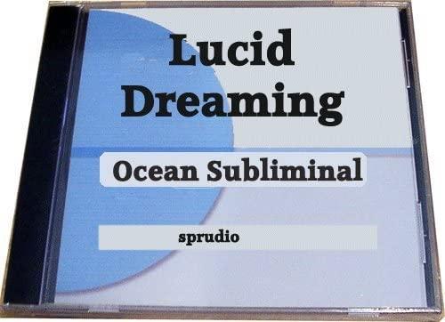 Lucid Dreaming Subliminal CD Ocean Control Your Dreams Meditation, Self Help & Wellness