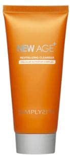 SIMPLY SITI New Age+ Cleanser 100g-A revitalizing Anti-Aging Cleanser That Gently cleanses The Skin Without Irritation or Dryness