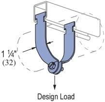 Genuine Unistrut P1115-EG 1-1/2