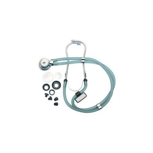 Labtron Gel Series Sprague Rappaport Stethoscope, Mauve Gel, 602MV-GEL