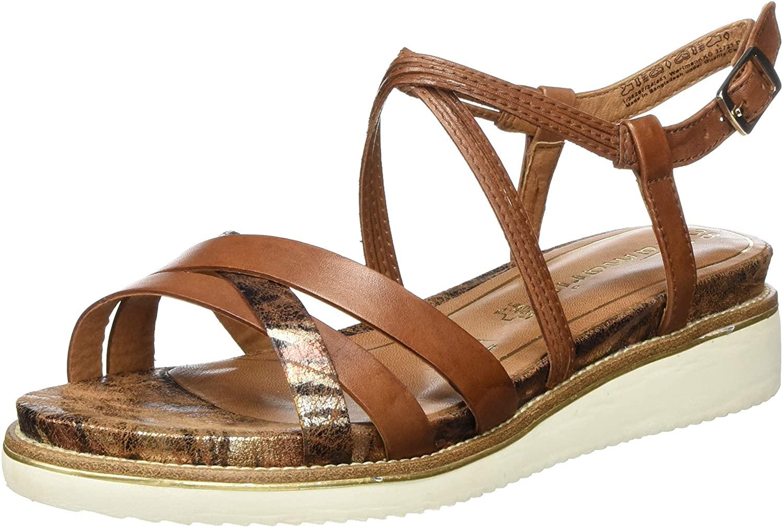 Tamaris Womens Ankle Strap Sandals